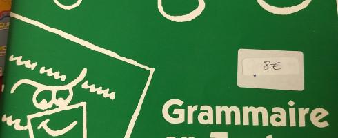 Grammaire ne textes – 8 euros