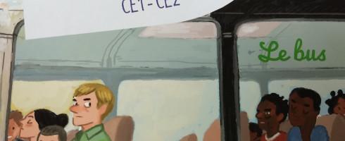Le bus – histoires à écrire – CE1 CE2 10 euros